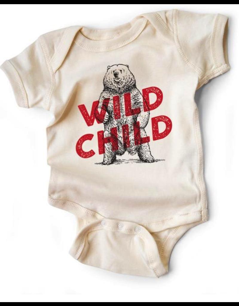 Bodysuits Wild Child Bear Bodysuit
