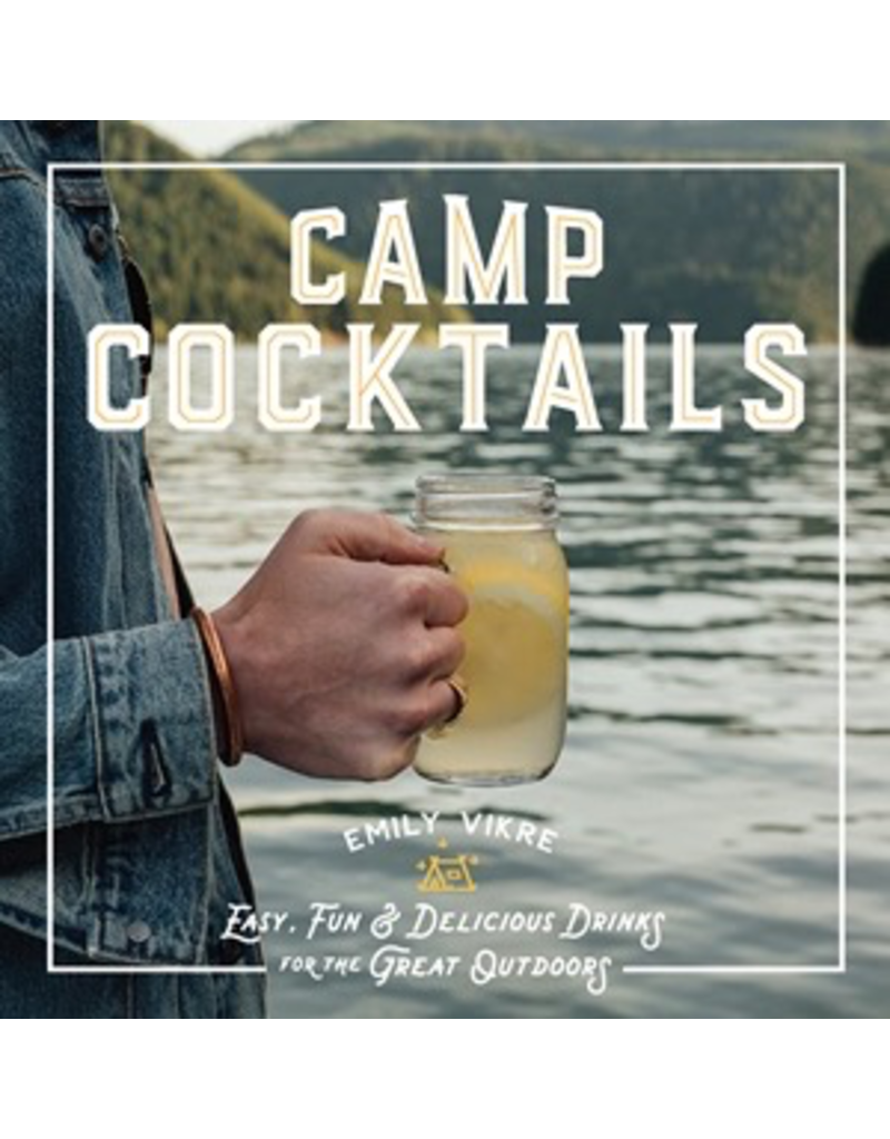 Books - Food & Drink Camp Cocktails