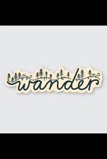 Stickers Wander Sticker