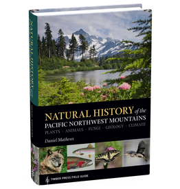 Books - Outdoors Natural History Of The Pacific Northwest Mountains