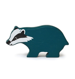 Toys Woodland Badger