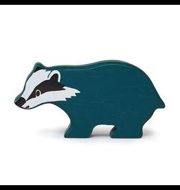 Toys Woodland Badger