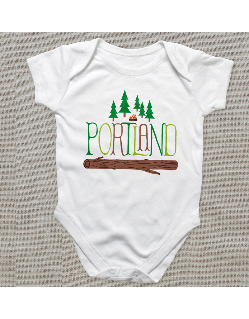 Bodysuits Portland Outdoor Adventure Bodysuit