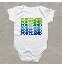 Bodysuits Portland Supergraphic Bodysuit
