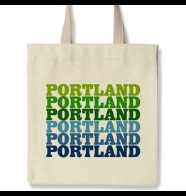 Totes Portland Supergraphic Tote