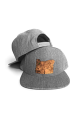 Hats Home Slice Grey Cap
