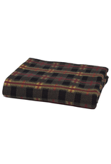 Throws Cabin Plaid Throw