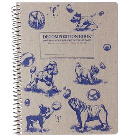 Journals Dogs & Bubbles Spiral Notebook