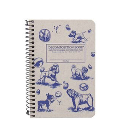 Journals Dogs & Bubbles Pocket Notebook