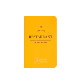 Journals Restaurant Passport