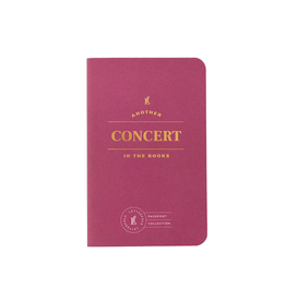 Journals Concert Passport