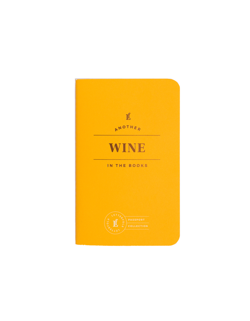 Journals Wine Passport
