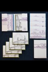 Notecards Boxed Portland Letterpress Notecards