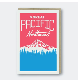 Greeting Cards - Local Great Pacific Northwest Greeting Card
