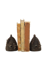 Bookends Beehive Skep Bookends