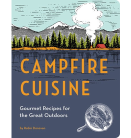 Books - Outdoors Campfire Cuisine