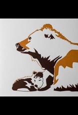 Greeting Cards - General Woodland Bear Greeting Card
