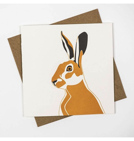 Greeting Cards - General Woodland Hare Greeting Card