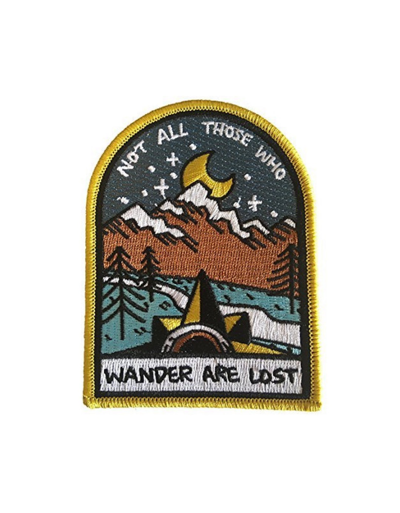 Patches Not All Those Who Wander Patch