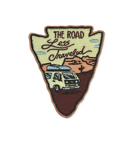 Patches The Road Less Traveled Patch