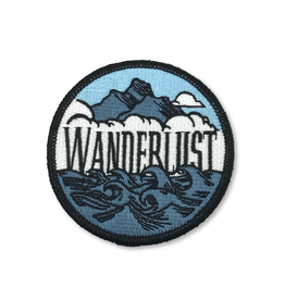 Patches Wanderlust Patch