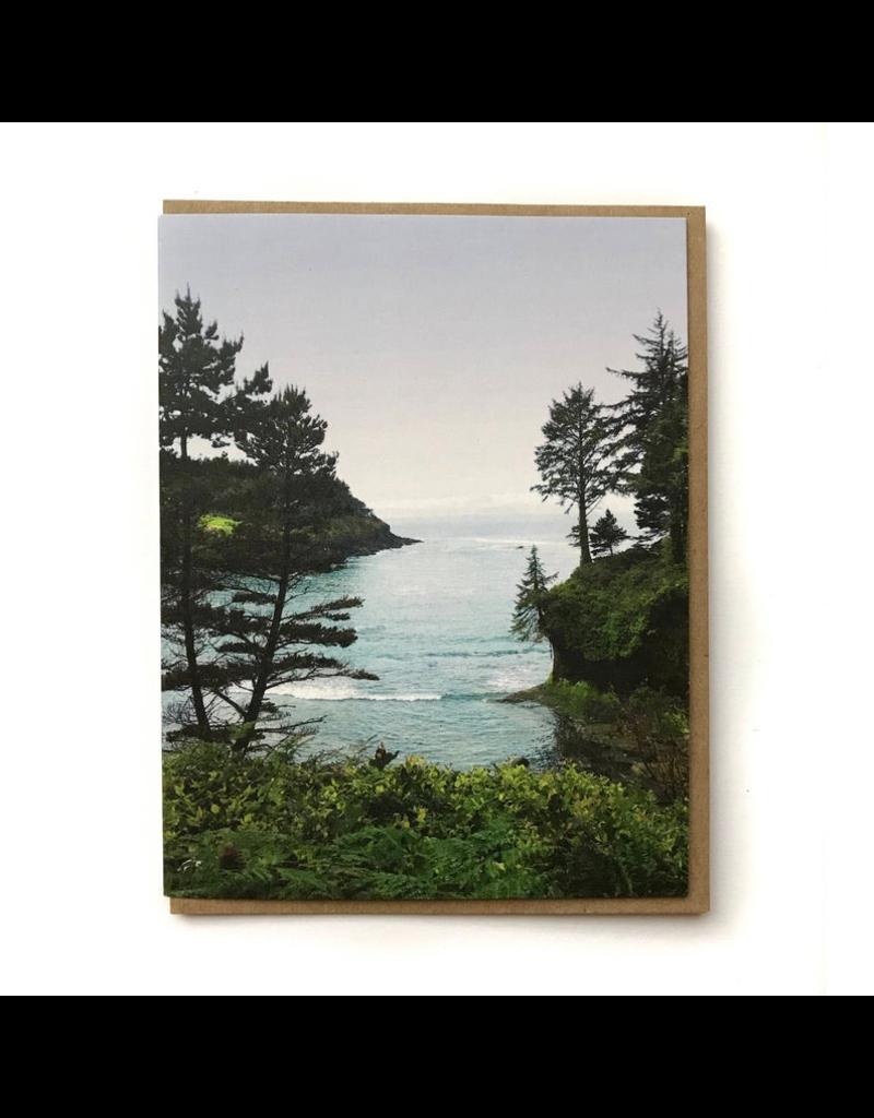 Greeting Cards - Local Oregon Coast Greeting Card