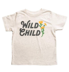 T-Shirts Kids Wild Child Toddler Tee