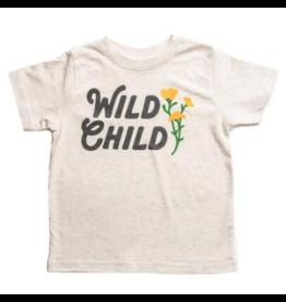 T-Shirts Kids Wild Child Toddler Tee
