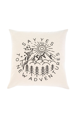 Pillows Say Yes To New Adventures Pillow