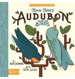 Books - Kids Little Naturalists: John James Audubon