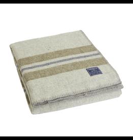 Blankets Cabin Olive Queen Blanket