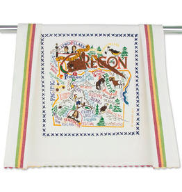 Dish Towels Oregon Dish Towel