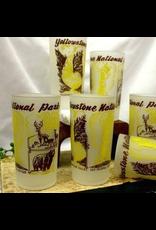 Glassware Vintage Yellowstone Souvenir Glass