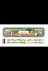 Pens & Pencils National Parks Pencil Set