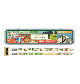 Pens & Pencils National Parks Pencil Set