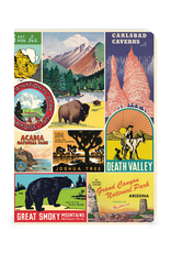 Journals National Parks Mini Notebooks