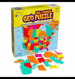 Puzzles USA & Canada Puzzle