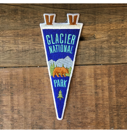 Patches Glacier Pennant Patch