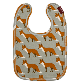 Bibs Orange Fox Bib