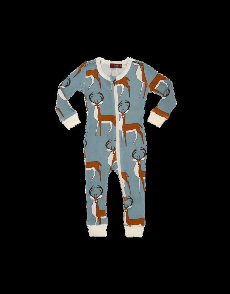 Pajamas Blue Buck Pajamas