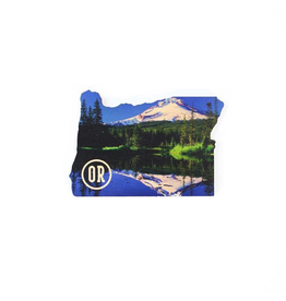 Magnets Oregon Mount Hood Photo Magnet