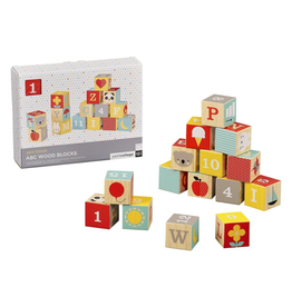Toys ABC Wooden Blocks