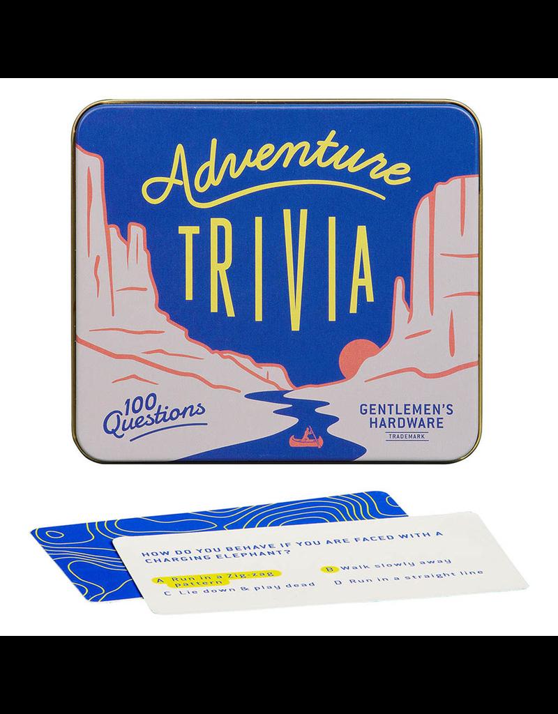 Games Adventure Trivia