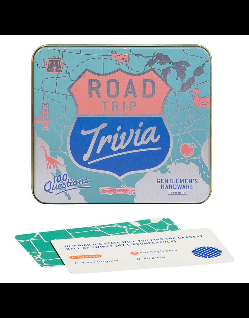Games Road Trip Trivia