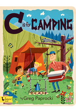 Books - Kids C Is For Camping