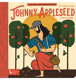 Books - Kids Little Naturalists: Johnny Appleseed