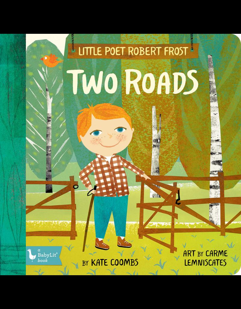 Books - Kids Little Poet Robert Frost Two Roads