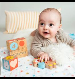 Toys Baby Milestone Blocks