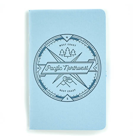 Journals Pacific Northwest Mini Notebook