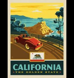 Posters California State Pride 11x14 Print